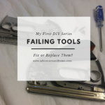 Failing Tools: Fix or Replace Them?