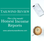 Tailwind Review & December Honest Income Report #3